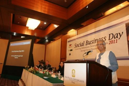 social business day 1